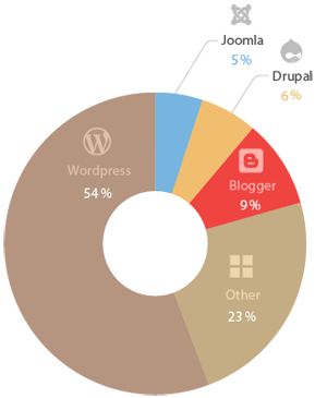 blogging platform usage