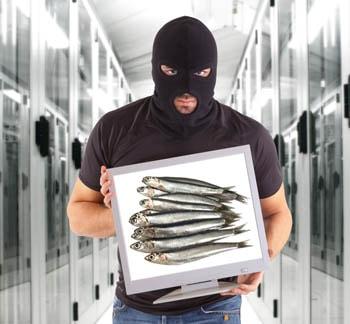 Phishing metaphor