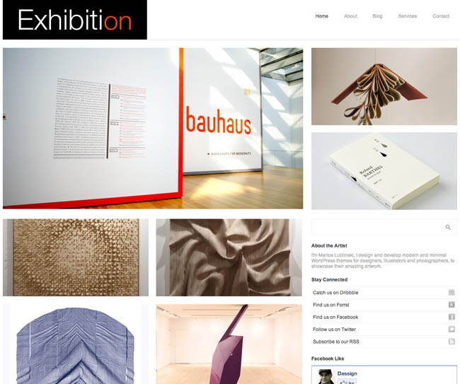 wordpress.exhibition1