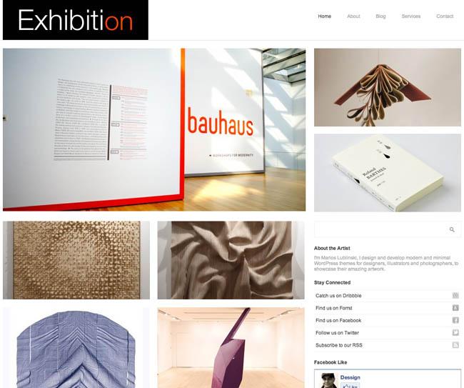 wordpress.exhibition1