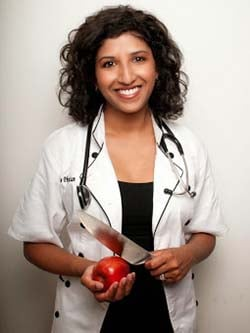 The Foodie Physician interview - author
