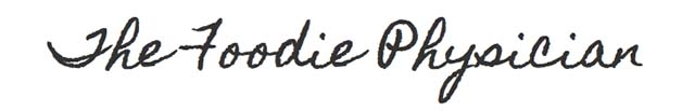 The Foodie Physician interview - logo