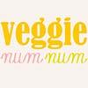 Veggie Num Num - Author Pic