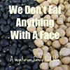 We Don't Eat Anything With A Face - Author Pic