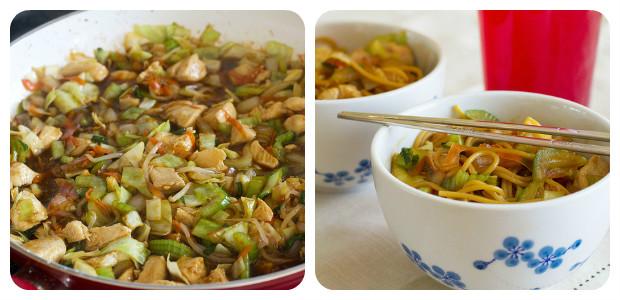 Chicken Lo Mein - Dish Picture
