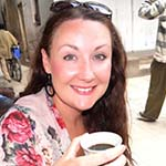 Helen in Wonderlust - Author's Picture