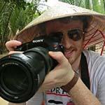 Nomadic Samuel - Author's Picture