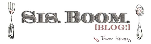 Sis. Boom. Blog - Logo