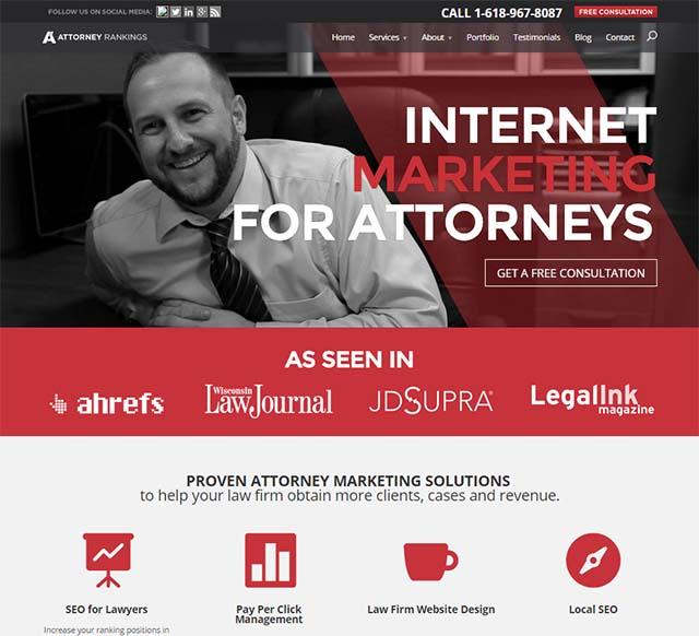 Chris Dreyer Interview - Website Screenshot