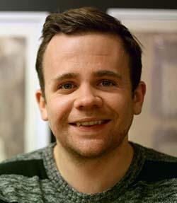 Andrew Davison Interview - Author Pic