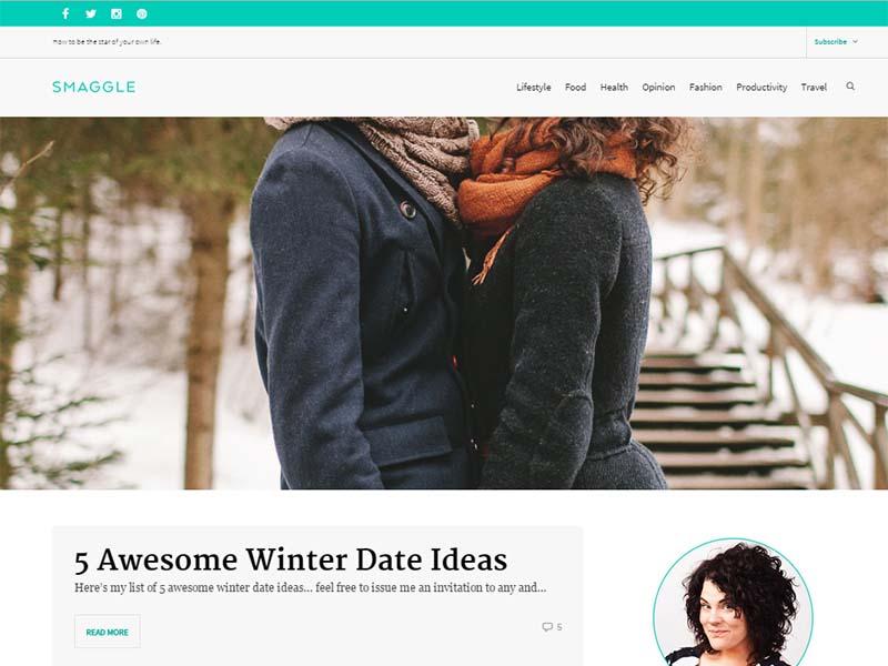Smaggle - Website Screenshot