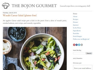 The Bojon Gourmet - Website Screenshot