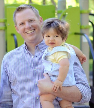 Dads Who Diaper Interview - Author Pic