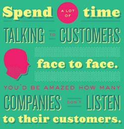 Yvonne A. Jones Interview - Listen to Customers (Content Pic)