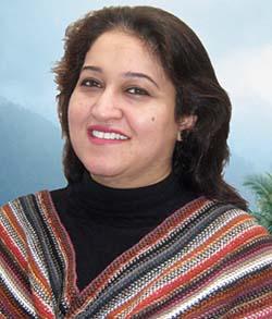 Harleena Singh Interview - Author Pic