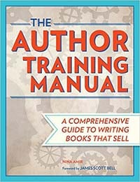 Nina Amir Interview - Author Training Manual Frontpage