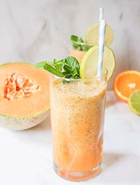 Serena Wolf - Melon Juice Pic
