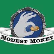 Jeremy Biberdorf - Modest Money Logo