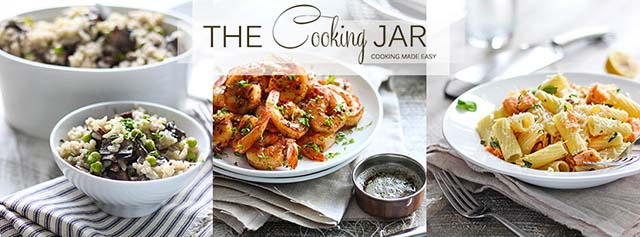 Farah Interview - The Cooking Jar Content 1