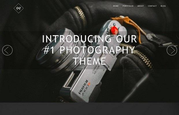 RokoPhoto Theme Screenshot