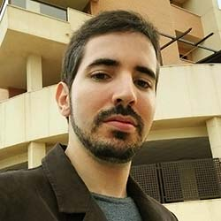 Manuel Vicedo Interview - Author Pic