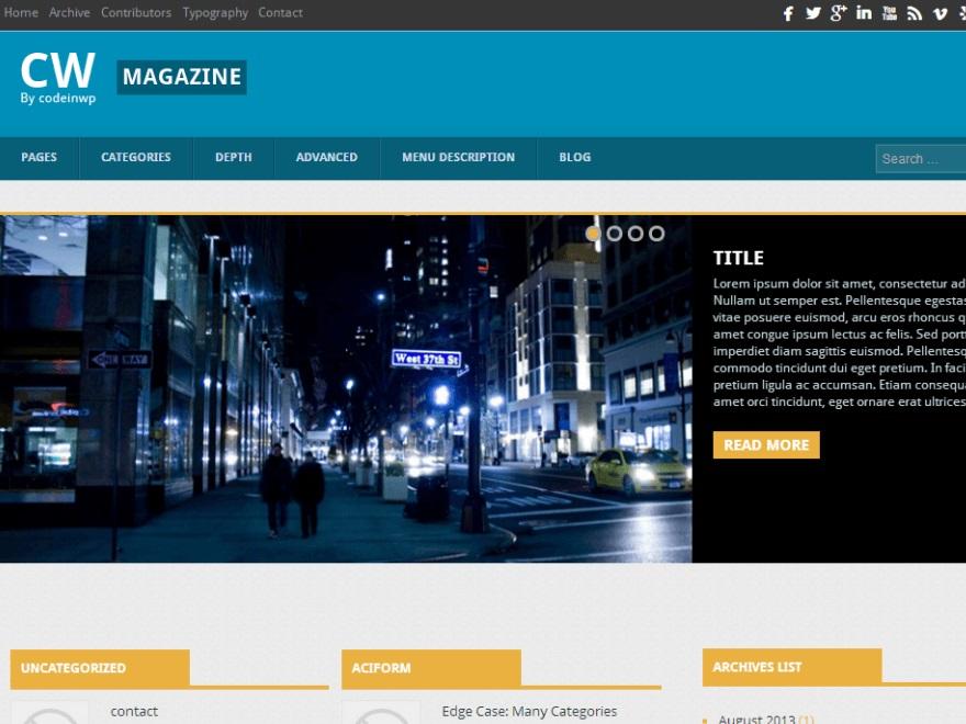 cw-magazine-wordpress-theme