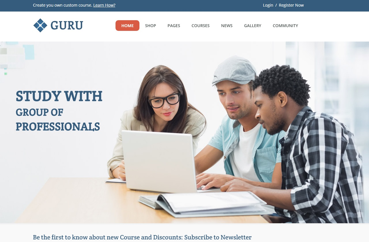 guru-wordpress-theme