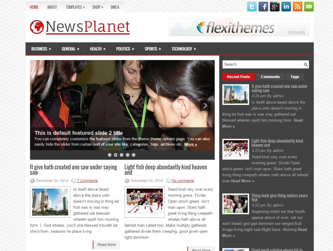 news-planet-wordpress-theme
