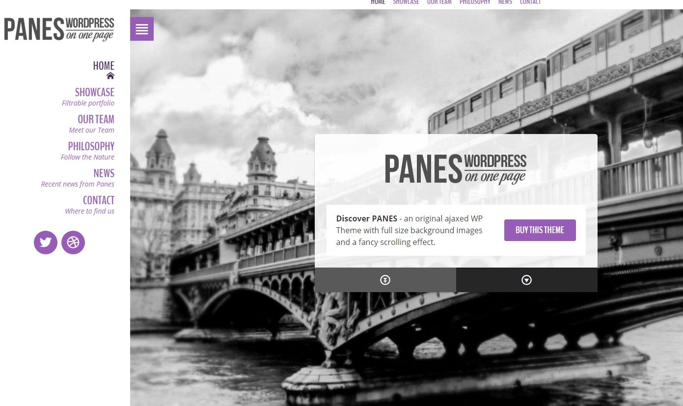 panes-wordpress-theme
