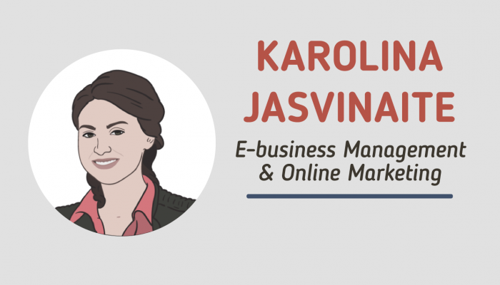 Karolina Jasvinaite interview teaser