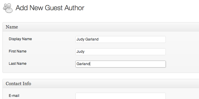 Co-Author Plus