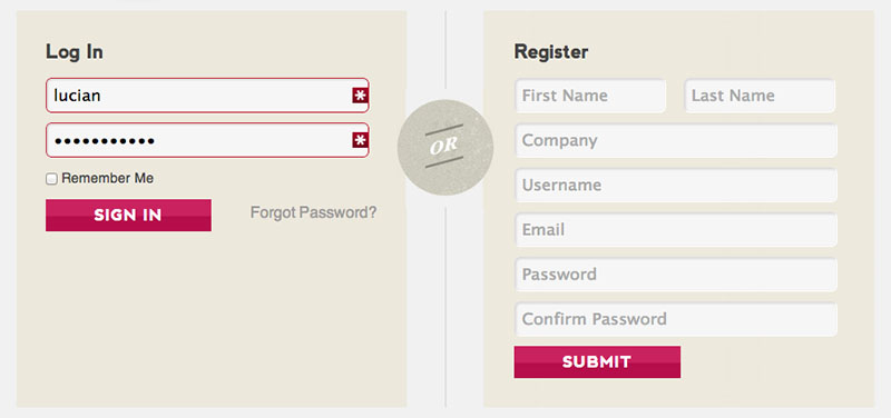 Theme My Login - one of the best registration form plugin for WordPress