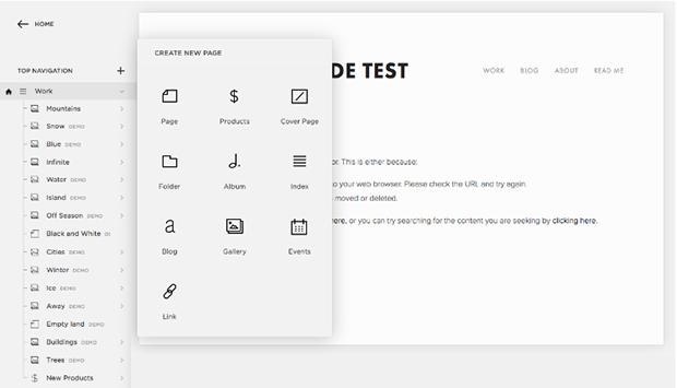 Squarespace Website Customization