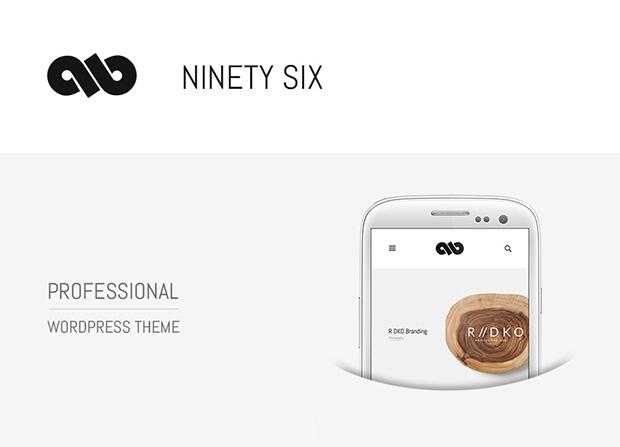 NinetySix Theme Screenshot