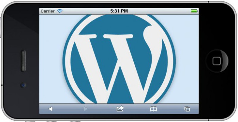 Advantages of a WordPress app