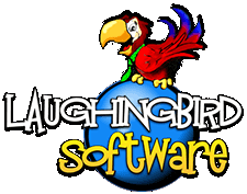 Lisa Sylvester Interview - Laughingbird Software Logo