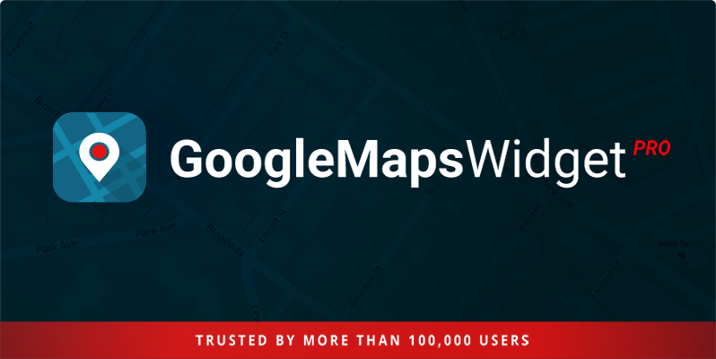 Google Maps Widget PRO deal