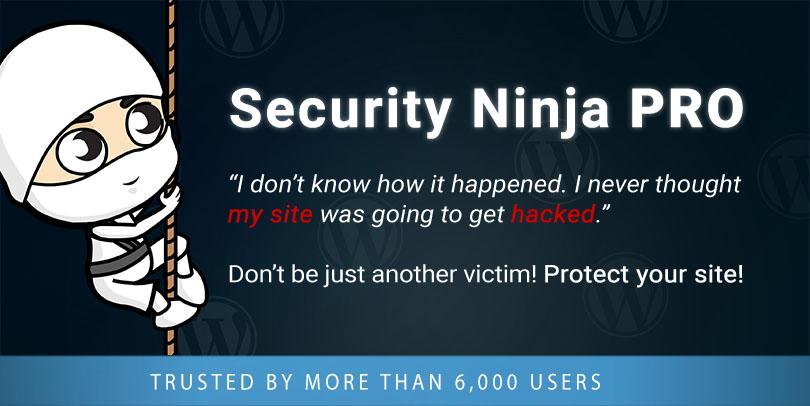 Security Ninja deal
