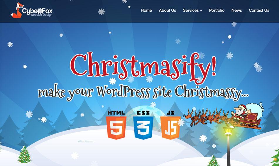 Christmasify