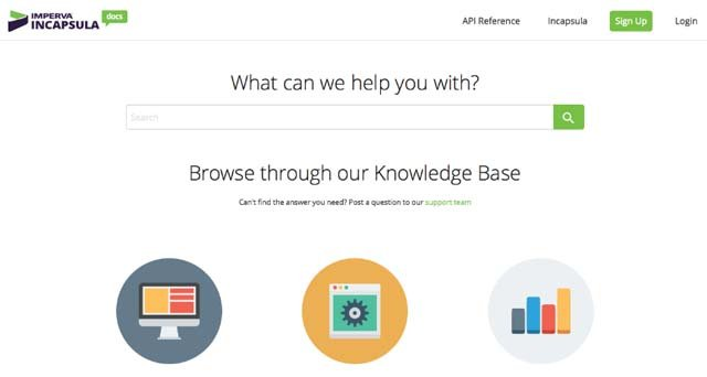 Incapsula Knowledge Base