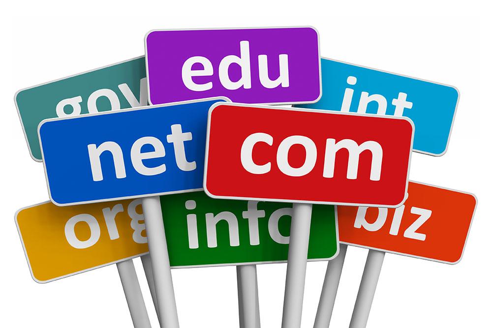 Custom domain names in WordPress
