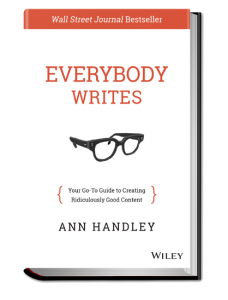 everybody writes book