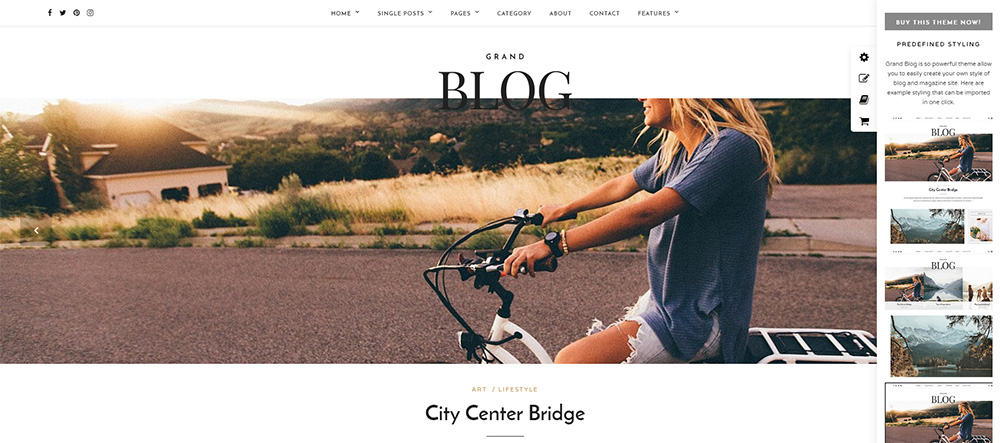Grand Blog