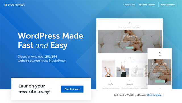 StudioPress Intro