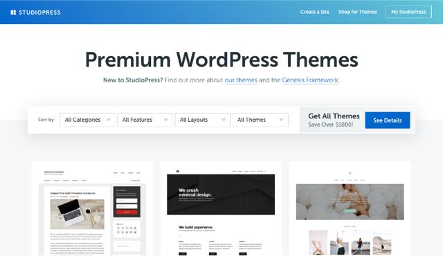 StudioPress Design