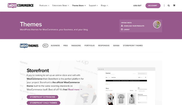 WooCommerce Design