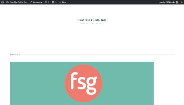 ThemeFuse FSG Test Page
