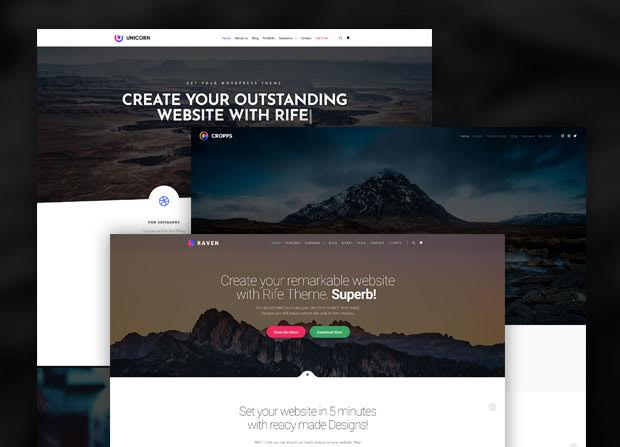 Top Free and Premium WordPress Themes for 2019 | Free