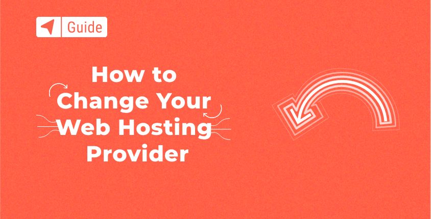 How to Change Your Web Hosting Provider