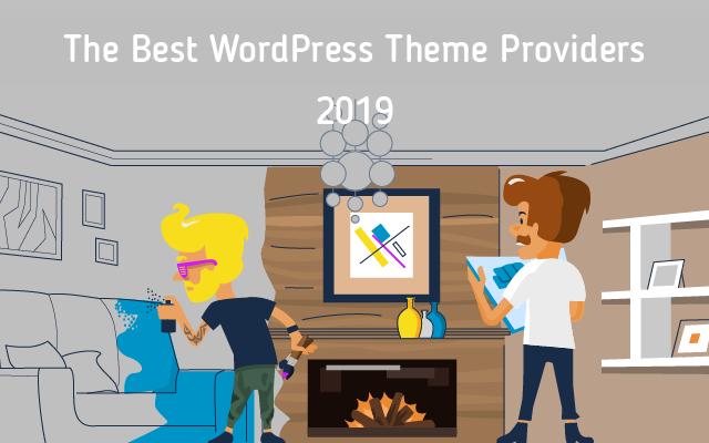 Teaser del proveedor de temas de WordPress